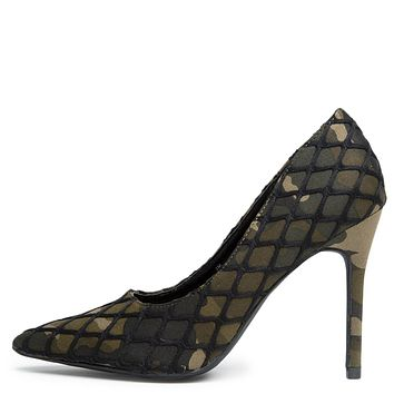 Cape Robbin Gigi-52 Camo Women's High Heel