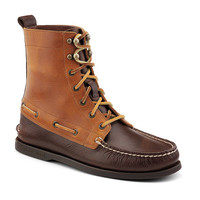 Sperry Top-Sider Men's Cloud Logo Authentic Original 7-Eye Boot