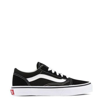 DCCKH2N Vans Old Skool Kids - Black/White