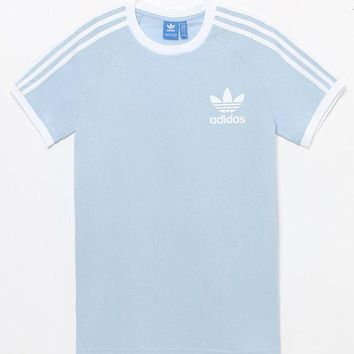 ONETOW adidas California Light Blue T-Shirt at PacSun.com