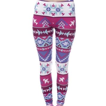 Blissful Printed Women Leggings (XS-L)