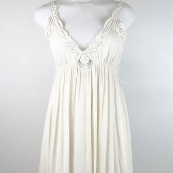 Blair Dress - Off White