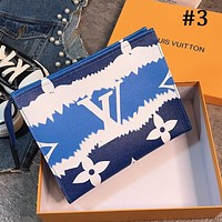 LV 2020 new wash bag clutch bag cosmetic bag