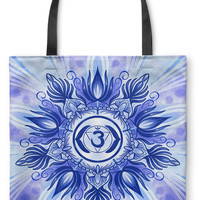 Third Eye Chakra Tote Bag