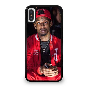 21 SAVAGE iPhone 5/5S/SE 5C 6/6S 7 8 Plus X/XS Max XR Case Cover