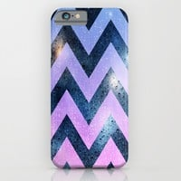 Chevron in the rain iPhone & iPod Case by Tjc555