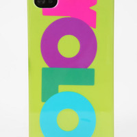 Urban Outfitters - Fun Stuff YOLO iPhone 4/4s Case