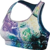 Nike Women's Pro Core Aerial Printed Sports Bra - Dick's Sporting Goods