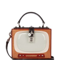 Dolce Box Retro TV box bag | Dolce & Gabbana | MATCHESFASHION.COM US