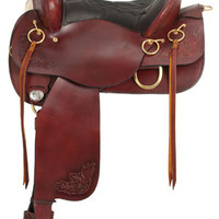 Saddles Tack Horse Supplies - ChickSaddlery.com Royal King All-Around Trail Saddle