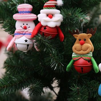 2018 New Arrival Christmas Ornaments Home Furnishing Decoration Tree Ornaments Holiday Gifts Dropshipping Enfeites De Natal fkk4