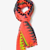 Standout Geo Scarf