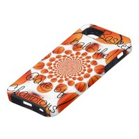 Basketball Case-Mate Vibe iPhone 5 Case