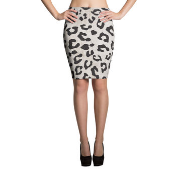 Leopard Print Skirts | The Inked Elephant