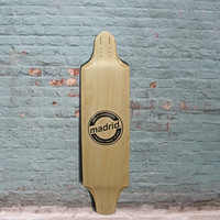"Madrid 2015 Deviant Maple Downhill Longboard 38"" - Deck"