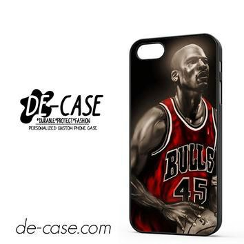Michael Jordan Poster DEAL-7162 Apple Phonecase Cover For Iphone 5 / Iphone 5S