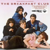 The Breakfast Club Soundtrack RSD exclusive white vinyl