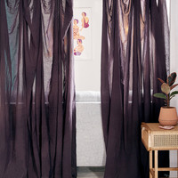 Knotted Window Curtain | Urban Outfitters