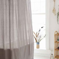 Magical Thinking Pompom Shower Curtain-