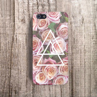 VINTAGE iPhone 4s case, FLORAL Phone Case, Floral iPhone 5 Case, Vintage iPhone Floral iPhone 4 Case, Floral iPhone4s Case Fall iPhone Cases