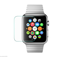 Premium Glass Screen Protector Protective Case Cover  Film For Smart Apple Watch 42mm SP_AppleWatch_TemperedGlass_42mm