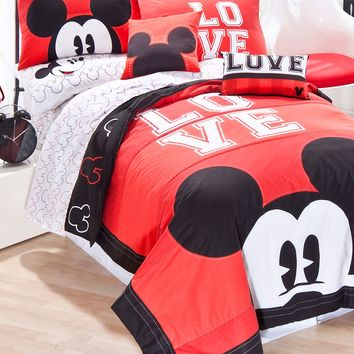 Disney Bedding, Mickey Mouse Quilt Sets - Kids' Bedding - Bed & Bath - Macy's