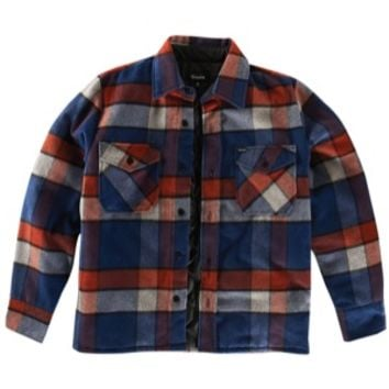 Brixton Watson Flannel Jacket - Men's at CCS