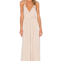 Clayton Andrea Dress in Bare
