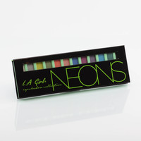 L.A. Girl Eye Shadow Palette Collection - Neons