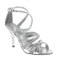Formal Shoes - Touch Ups Mitzi-448 Silver Sandal