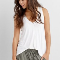 Don't Ask Why Dolman T-Shirt, Onyx Black | American Eagle Outfitters
