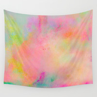 Sunshine Wall Tapestry by Georgiana Paraschiv