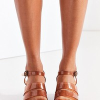 Jelly Quarterstrap Heel | Urban Outfitters