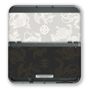 Cover Decals No. 22 (Fates) for New 3DS and New 3DS XL