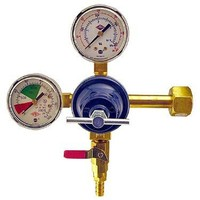 Commercial Grade Double Gauge Co2 Beer Regulator
