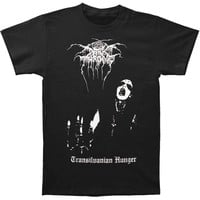 Dark Throne Men's  Transilvanian Hunger T-shirt Black