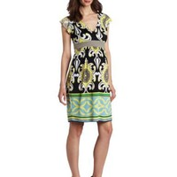Olian Women`s Mila Print Dress $128.00