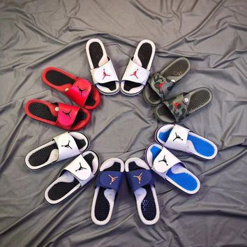 Air Jordan 5 Hydro Sandals Retro Slides Slippers - Best Deal Online