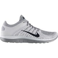 Nike Women's Free 4.0 Flyknit Running Shoe - White | DICK'S Sporting Goods