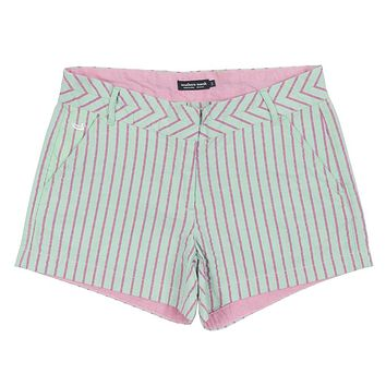 Turner Stripe Brighton Short in Mint by Southern Marsh