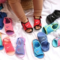 NIKE Children's sandals (9 colors)