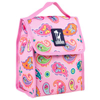 Olive Kids Paisley Munch 'n Lunch Bag - 55210