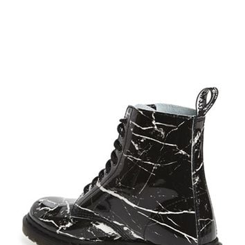 Dr. Martens 'Pascal Marble' Boot (Women) | Nordstrom