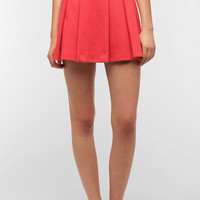 Urban Outfitters - Cooperative Cherry Pleated Skirt