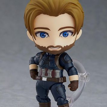 ***LIMITED QUANTITY*** Captain America - Infinity Edition DX Ver. -Nendoroid - Avengers (Pre-order)
