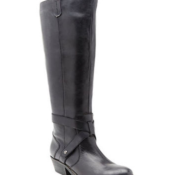 Dv By Dolce Vita Clinton Leather Tall Boots