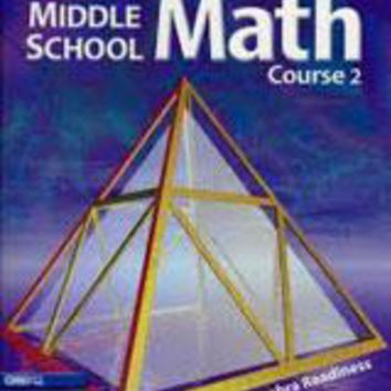 Holt Middle School Math Know-It Notebook Teacher Guide Course 2