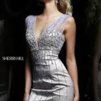 Sherri Hill Dress 9807