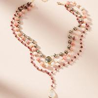 Three-In-One Layered Necklace