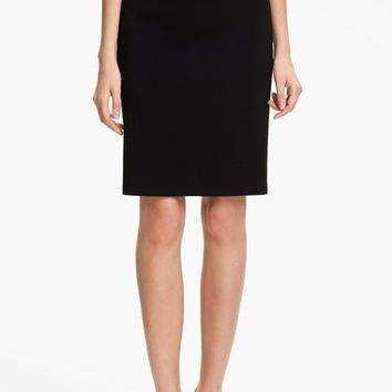 Women's St. John Collection Milano Knit Pencil Skirt,